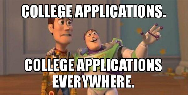 留学申请季什么时间结束?文书、SAT考试、申请系统……快点过去吧,我的头发真没剩几根了!