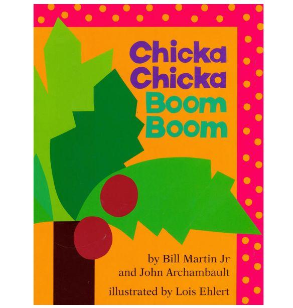 幼儿英语启蒙绘本,从这6本绘本书单开始!