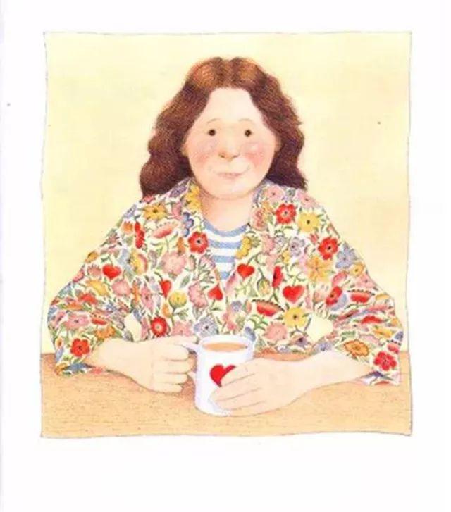 英语绘本故事–My mum 我妈妈