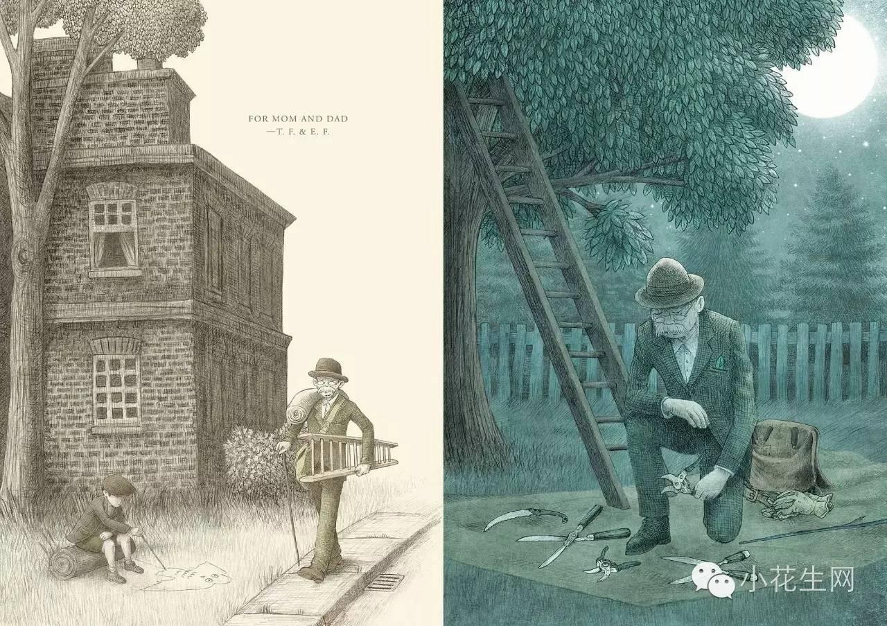 美国各大专业书评杂志推荐了这10本英文绘本,哪本打动了你?