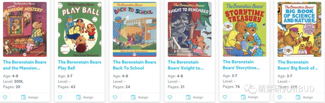 40000+原版英文绘本读物合辑在这里,还有各年龄段的阅读建议