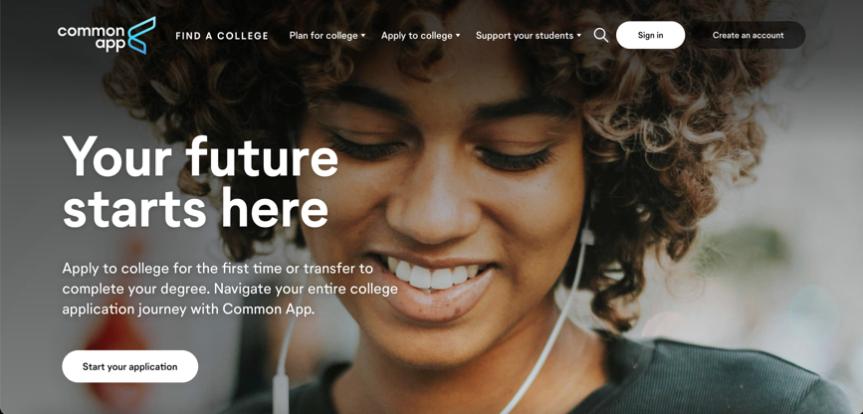 2021年最新CA网申系统(Common Application)填写攻略:成绩/family/education超详细图解