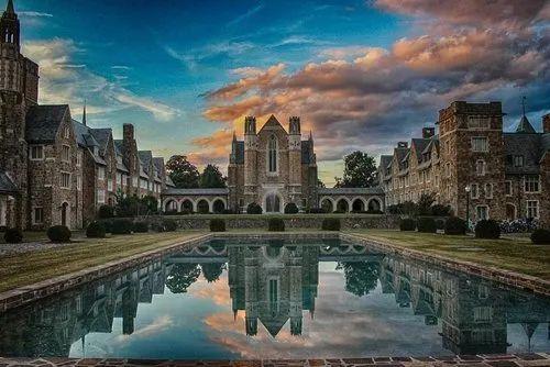 盘点10所校园环境最美的美国大学-颜值最高的美国大学TOP10