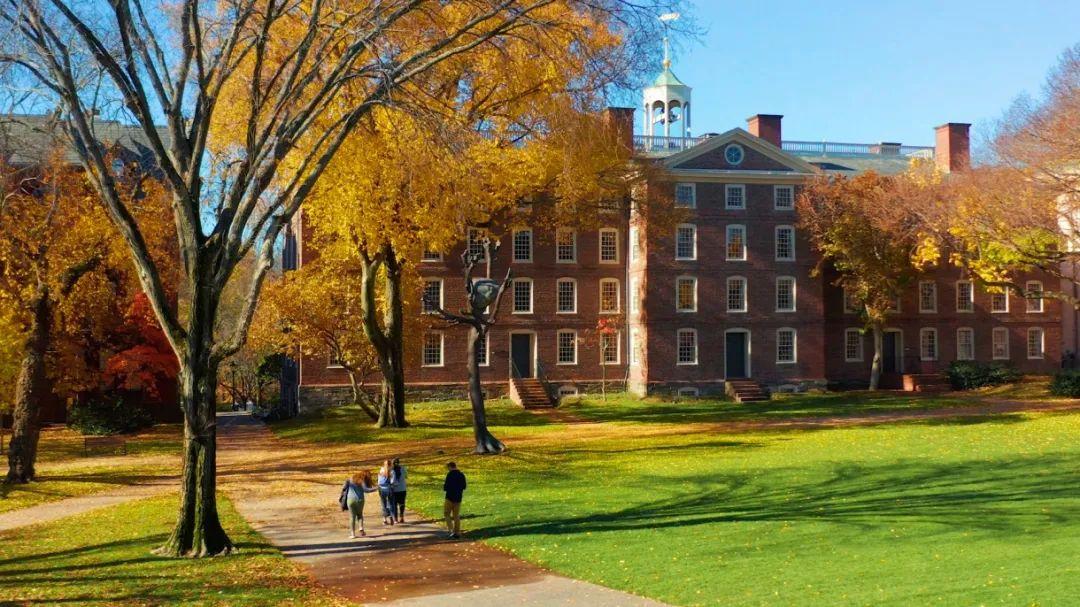 用高考成绩可以申请哪些美国大学?布朗大学、纽约大学竟在其中!