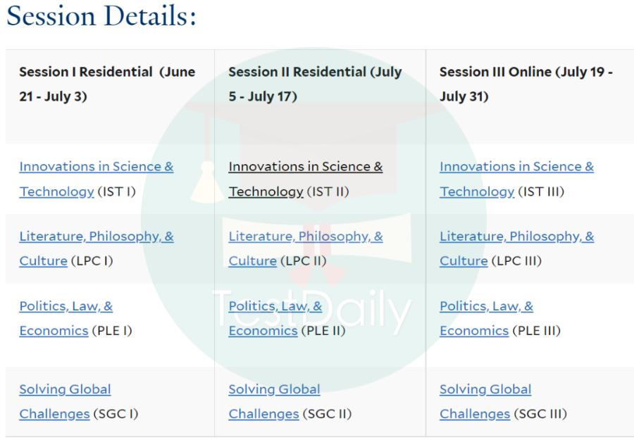2022年YYGS/SSHI/哈佛暑校等6个美国大学顶尖夏校,即将开始申请!