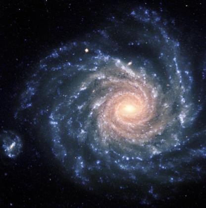 银河系的旋臂为什么没有越旋越紧?-SAT阅读自然科学类背景知识